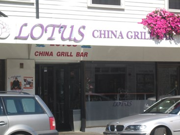 Lotus China Grillbar